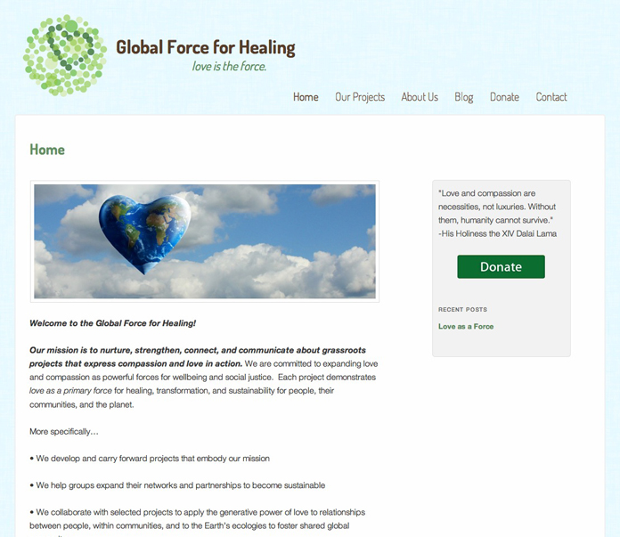 Global Force for Healing