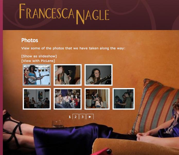 Francesca Nagle