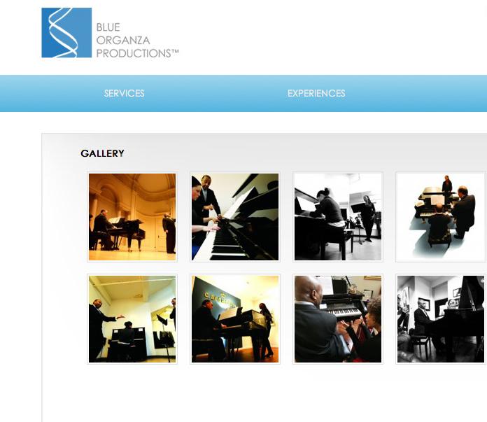 Blue Organza Productions